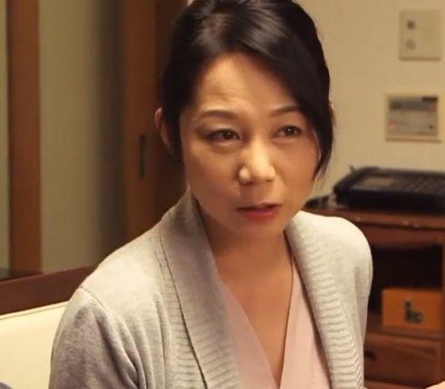 【二ノ宮慶子】地味系だけどよく見たらキレイだった友達の母ちゃん