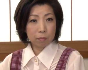 【倉田江里子】五十路義母を恍惚状態にさせた娘婿の激しい性交
