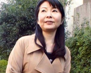 【林幸恵】嫁の入院で上京してきた還暦義母に欲情する婿