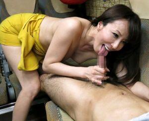 【澤村レイコ】四十路美熟女のフェラ・素股の凄テクに10分耐えたら中出しSEX